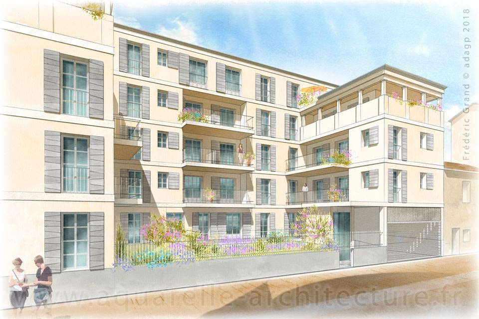 Construction de logements - NIMES (30)