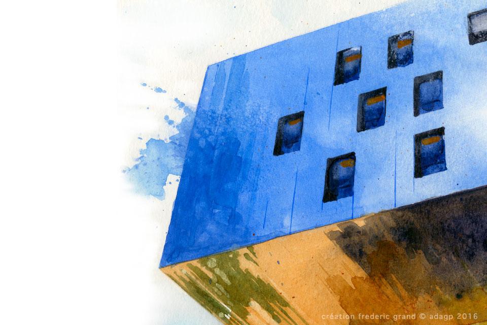 particulier commande architecture Studio Fuksas Architetto Confluence Lyon