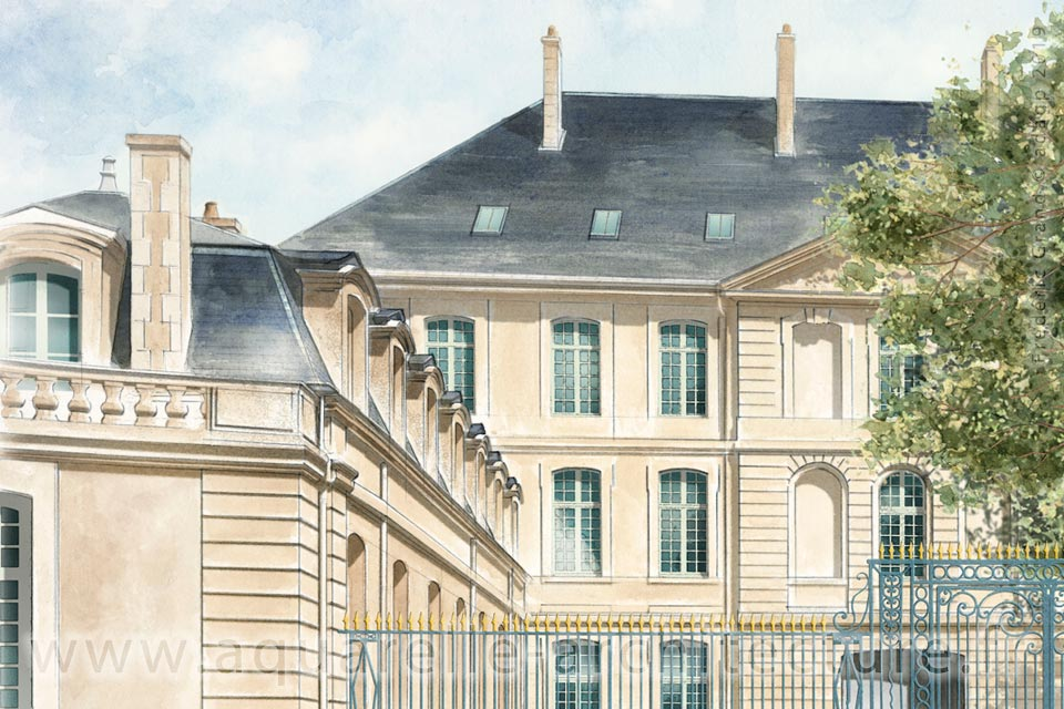 Caserne Belliard - FONTENAY-LE-COMTE